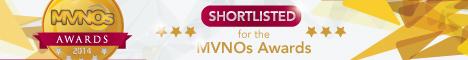 2014 Best MVNE Award Finalist