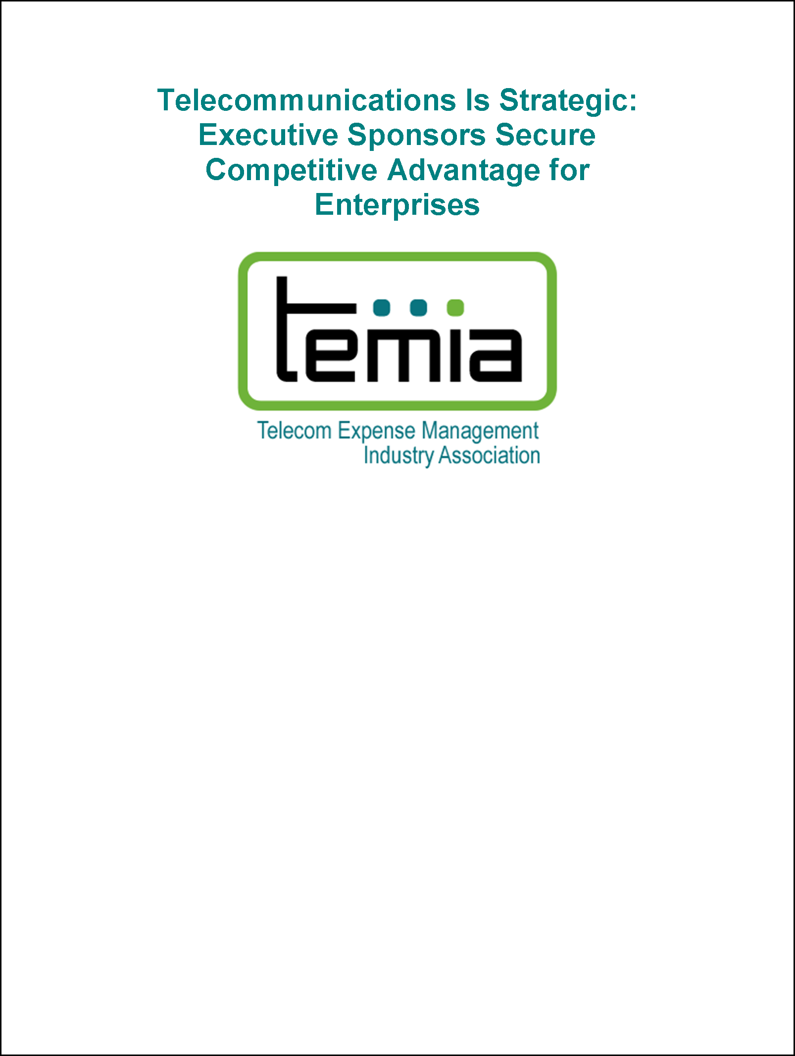 MTS_TEMSuite_TEMIA_Telecommunications_Is_Strategic_WhitePaper